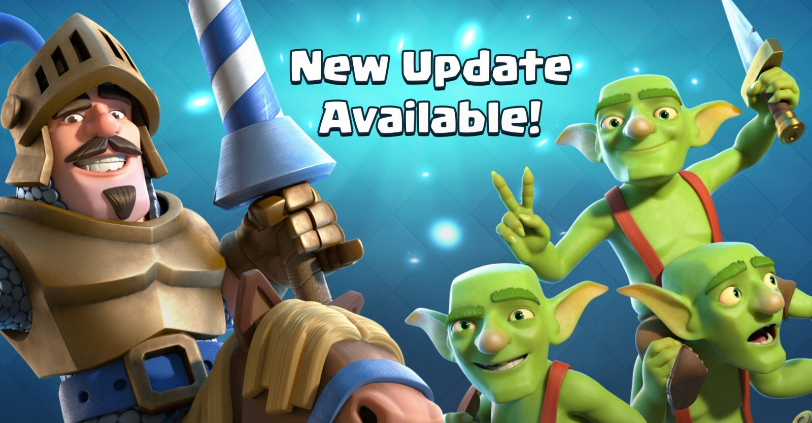 serious update of Clash Royale, preparing the game for a global ...
